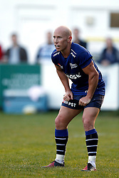 Peter Stringer of Sale Sharks - Mandatory by-line: Matt McNulty/JMP - 19 August 2016 - RUGBY - Heywood Road Stadium - Manchester, England - Sale Sharks v Edinburgh Rugby - Pre-Season Friendly