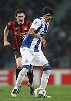 20120216: PORTO, PORTUGAL – UEFA Europa League 2011/2012 - 1/16 Final - 1st Leg: FC Porto vs Man. City.<br /> In photo: LUCHO GONZALEZ .<br /> PHOTO: PEDRO PEREIRA/CITYFILES