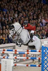 Engle Margie (USA) - Indigo<br /> Rolex FEI World Cup™ Jumping Final 2012<br /> 'S Hertogenbosch 2012<br /> © Dirk Caremans