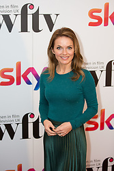 December 1, 2017 - London, United Kingdom of Great Britain and Northern Ireland - Geri Halliwell arriving at the 'Sky Women In Film and TV Awards' held at London Hilton on December 1, 2017 in London, England  (Credit Image: © Famous/Ace Pictures via ZUMA Press)