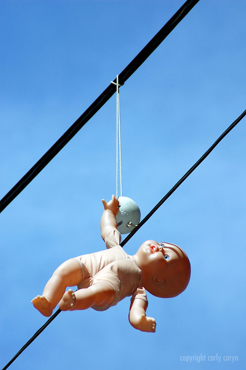 Floating Baby Doll