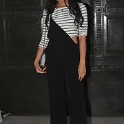 Misty attend Fashion Scout - SS19 - London Fashion Week - Day 3, London, UK. 16 September 2018.