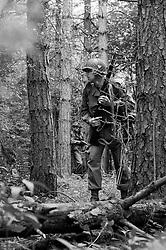 GrossDeutschland Panzer Grenadier<br /> Northern World War Two Association Private Battle.<br /> 14  May 2011<br /> Images © Paul David Drabble