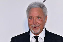 Tom Jones attends the amfAR Cannes Gala 2019 at Hotel du Cap-Eden-Roc on May 23, 2019 in Cap d'Antibes, France. Photo by Lionel Hahn/ABACAPRESS.COM