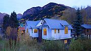 Home in Telluride, Colorado, designed by Sante Architects.