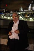 ANDREW RICHARDSON, Andrew Logan's Alternative Miss World 2014. Shakespeare's Globe, London. 18 October 2014.