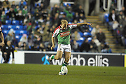 Reading, GREAT BRITAIN, Shane GERAGHTY, during the third round Heineken Cup game, London Irish vs Ulster Rugby, at the Madejski Stadium, Reading ENGLAND, Sat., <br /> 09.12.2006. [Photo Peter Spurrier/Intersport Images]