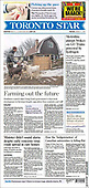 March 02, 2021 (CANADA): Front-page: Today's Newspapers In Canada