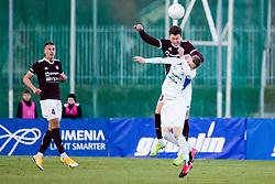 during Slovenian football cup 2021 playoffs match  between teams NK Triglav Kranj and NK Celje, on 17 March 2021 in Sport park Kranj , Kranj, Slovenia. Photo by Grega Valancic / Sportida