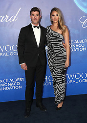 2020 Hollywood for the Global Ocean Gala - Beverly Hills. 06 Feb 2020 Pictured: Robin Thicke, April Love Geary. Photo credit: Jen Lowery / MEGA TheMegaAgency.com +1 888 505 6342