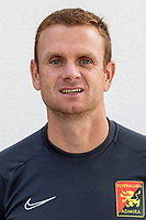 Download von www.picturedesk.com am 16.08.2019 (14:00). <br /> MARIA ENZERSDORF, AUSTRIA - JULY 16: Assistant coach Michael Horvath of Admira during Team photo shooting - FC Flyeralarm Admira at BSFZ Arena on July 16, 2019 in Maria Enzersdorf, Austria.190716_SEPA_13_062 - 20190716_PD12329