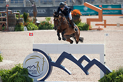Fredricson Peder, SWE, H&M Christian K<br /> World Equestrian Games - Tryon 2018<br /> © Dirk Caremans<br /> 20/09/2018