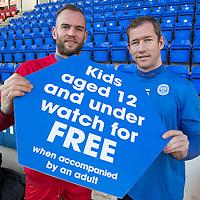 St Johnstone Kids go Free