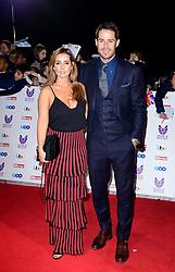Louise and Jamie Redknapp attending The Pride of Britain Awards 2016, at Grosvenor House, Park Lane, London.