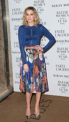 Laura Carmichael bei den Harper's Bazaar Women of the Year Awards 2016 in London / 311016<br /> <br /> *** Harper's Bazaar Women of the Year Awards 2016 in London on October 31, 2016 ***