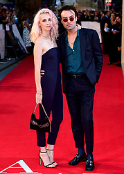 Portia Freeman and Pete Denton attending the UK Premiere of A Star is Born held at the Vue West End, Leicester Square, London.