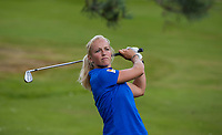 NUNSPEET  -  Romy Meekers (Oranje) , speler NGF Nationale selectie golf Nationale team,   COPYRIGHT KOEN SUYK