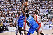 DESCRIZIONE : Campionato 2014/15 Serie A Beko Dinamo Banco di Sardegna Sassari - Grissin Bon Reggio Emilia Finale Playoff Gara6<br /> GIOCATORE : Jerome Dyson<br /> CATEGORIA : Tiro Penetrazione Stoppata<br /> SQUADRA : Dinamo Banco di Sardegna Sassari<br /> EVENTO : LegaBasket Serie A Beko 2014/2015<br /> GARA : Dinamo Banco di Sardegna Sassari - Grissin Bon Reggio Emilia Finale Playoff Gara6<br /> DATA : 24/06/2015<br /> SPORT : Pallacanestro <br /> AUTORE : Agenzia Ciamillo-Castoria/L.Canu