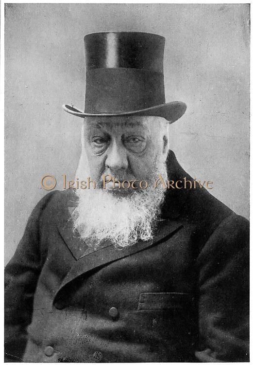 (Stephanus Johannes) Paulus Kruger (1825-1904) known as Oom Paul. South African politician.