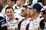 June 10-16, 2019: 24 hours of Le Mans. 7 Mike Conway, Toyota Gazoo Racing, TOYOTA TS050 - HYBRID