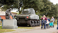 EMBARGOED 00:01 Wednesday 22nd February; 2017.<br /> <br /> Residents from Chestnut View care home pass the D-Day Museum on the seafront in Southsea, Hampshire. They are amongst the first of 100,000s of old and vulnerable people to enjoy new Out and About excursions after Oomph! announces nationwide expansion plans today (Wednesday 22nd February).<br /> Out and About tackles a lack of outings for people in care settings due to social care funding cuts. Innovative model offers economies of scale on excursion planning, transport and conductors across care settings in an area.<br /> 80 Out and About minibuses will hit the road in first year thanks to £1.5million investment from Mike Parsons, Care and Wellbeing Fund and Nesta Impact Investments.<br /> Photograph by Christopher Ison ©<br /> 07544044177<br /> chris@christopherison.com<br /> www.christopherison.com