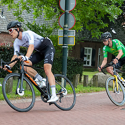 VELDHOVEN (NED) July 4 <br /> CYCLING <br /> The first race of the Schwalbe Topcompetition the Simac Omloop der Kempen<br /> Sven Kramer in het wiel