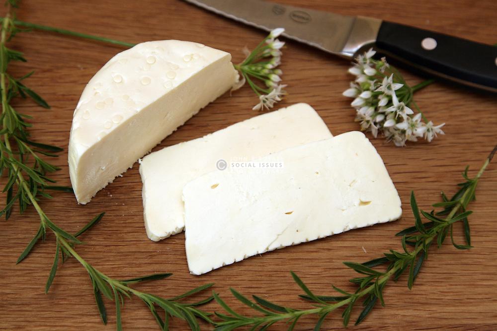 Home made farmhouse cheese Dorset UK