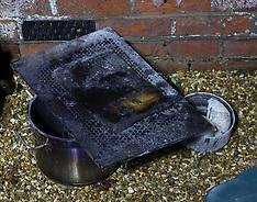 Royal Exchange Kitchen Fire