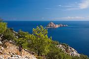 Turkey, Antalya Province, Olympos National Park, Cape Gelidonya