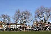 Musgrave Crescent & Eel Brook Common, Parsons Green, London SW6