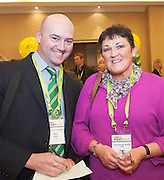 20/11/2014  repro free    at the Galway Bay Hotel for the two day conference Meet West attracting over 400 business people from around Ireland for the largest networking event in the Country . Photo:Andrew Downes