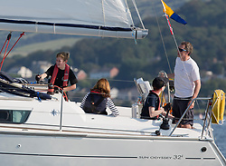 Largs Regatta Festival 2019<br /> <br /> Restricted sail class with 290C, Torridon