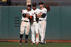 20180429 - Los Angeles Dodgers at San Francisco Giants