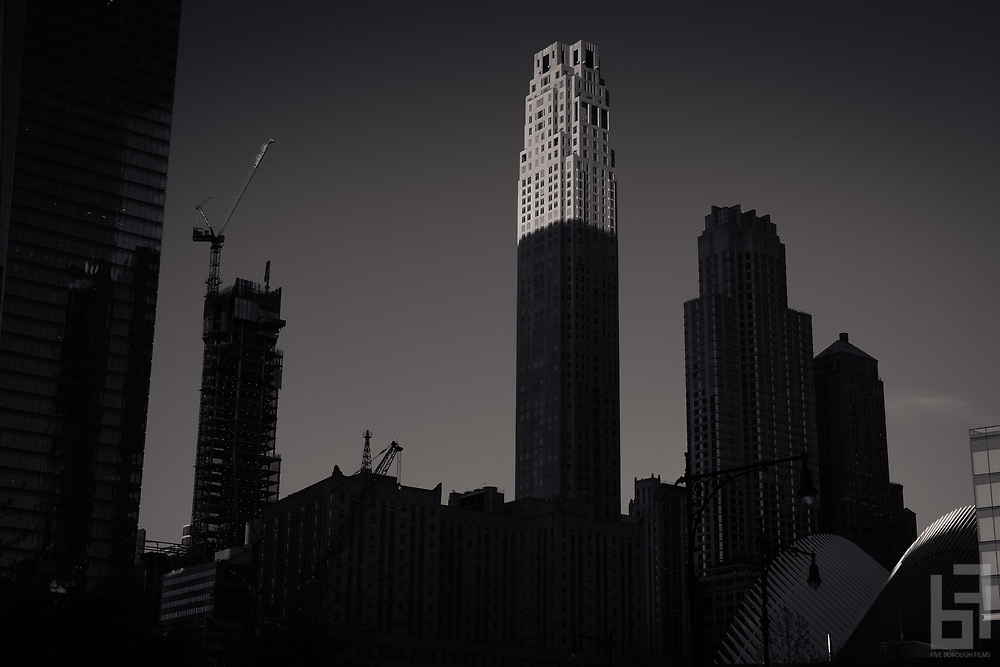 45 Park Place in the shadow of Robert A.M Sterns