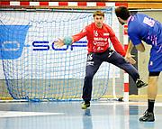 DESCRIZIONE : Handball Tournoi de Cesson Homme<br /> GIOCATORE : POCUCA Dragan<br /> SQUADRA : Tremblay<br /> EVENTO : Tournoi de cesson<br /> GARA : Cesson Tremblaye<br /> DATA : 06 09 2012<br /> CATEGORIA : Handball Homme<br /> SPORT : Handball<br /> AUTORE : JF Molliere <br /> Galleria : France Hand 2012-2013 Action<br /> Fotonotizia : Tournoi de Cesson Homme<br /> Predefinita :