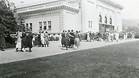 1924 Students at Hollywood High School