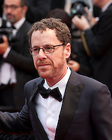 Director Ethan Coen at the gala screening for the film Macbeth at the 68th Cannes Film Festival, Saturday 23rd May 2015, Cannes, France.
