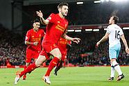 Liverpool v West Ham United 111216