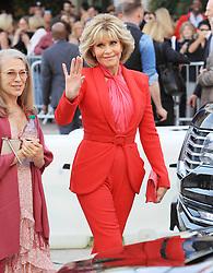 May 7, 2018 - Los Angeles, California, USA - 5/6/18.Jane Fonda is seen in Los Angeles, CA. (Credit Image: © Starmax/Newscom via ZUMA Press)