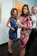 NANNETTE DE GASPE BEAUBIEN; ISABELLE MARCOUX, Galen and Hilary Weston host the opening of Beatriz Milhazes Screenprints. Curated by Iwona Blazwick. The Gallery, Windsor, Vero Beach, Florida. Miami Art Basel 2011