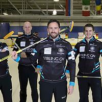 World Curling Team Murdoch