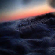 Magic. #sea #crete #greece #sea #waves #sundown #kitsch #magic #sundown #light #shadow #darkness #water #hellas #beauty