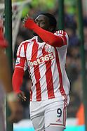 Stoke City v Southampton 291212