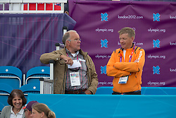 Greve Jan (NED), Hoogendoorn Arie (NED)<br /> Olympic Games London 2012<br /> © Dirk Caremans