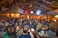 The Bierstube in the village at Whitefish Mountain Resort in Montana