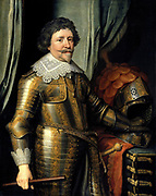 Frederik Hendrik by Michiel Jansz van Miereve. The Siege of Grol in 1627 was a battle between the Army of the Dutch Republic commanded by Frederick Henry, Prince of Orange and the Spanish controlled fortified city of Grol (known as Groenlo in present day), during the Eighty Years War in 1627. The Spanish army led by Hendrik van den Bergh came to relieve Grol, but it came too late. The siege lasted from 20 Prince July until 19 August 1627, resulting in the surrender of the city to the army of the United Province