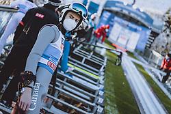 05.01.2021, Paul Außerleitner Schanze, Bischofshofen, AUT, FIS Weltcup Skisprung, Vierschanzentournee, Bischofshofen, Finale, Qualifikation, im Bild Matthew Soukup (CAN) // Matthew Soukup of Canada during the qualification for the final of the Four Hills Tournament of FIS Ski Jumping World Cup at the Paul Außerleitner Schanze in Bischofshofen, Austria on 2021/01/05. EXPA Pictures © 2020, PhotoCredit: EXPA/ JFK