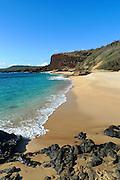 Mauliuli Beach, Kaluakoi, Molokai, Hawaii