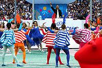 David Guetta <br /> Paris 10-06-2016 Stade de France Footballl Euro2016 France - Romania  / Francia - Romania Group Stage Group A. Foto Matteo Ciambelli / Insidefoto