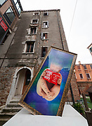 """58th Art Biennale Venice """"May You Live in Interesting Times"""" curated by Ralph Rugoff. Andorra. Philippe Shangti, """"The Future is Now""""."""